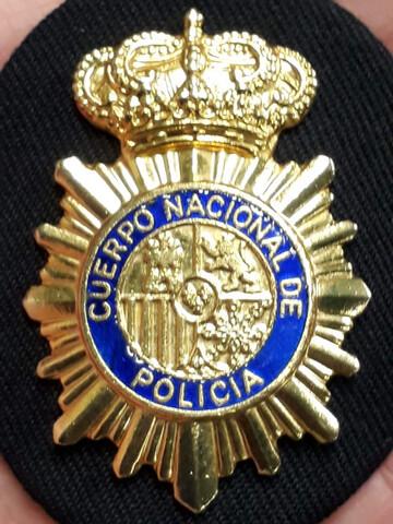 Policia Nacional100% Original