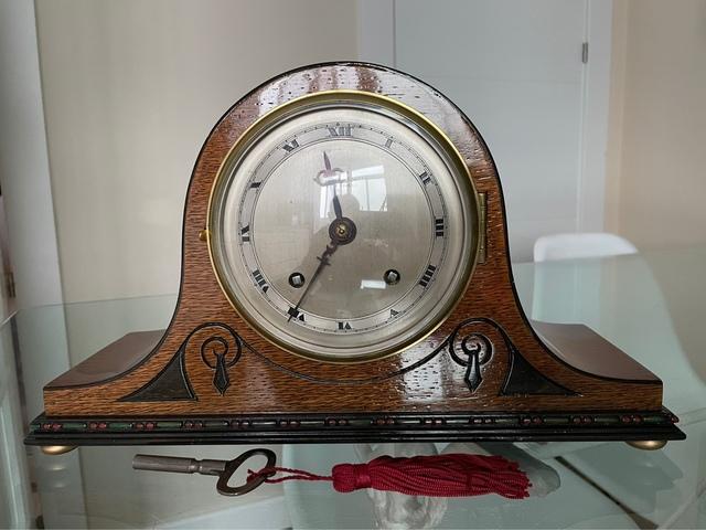 Reloj Sobremesa Napoleon Empire 1940