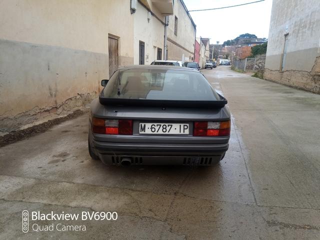 PORSCHE - 944 TARGA - foto 2