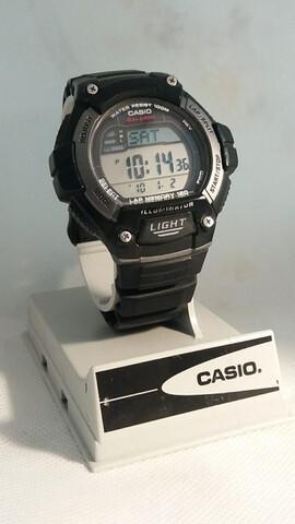 Reloj Casio W-S220, Solar, Especial Corr