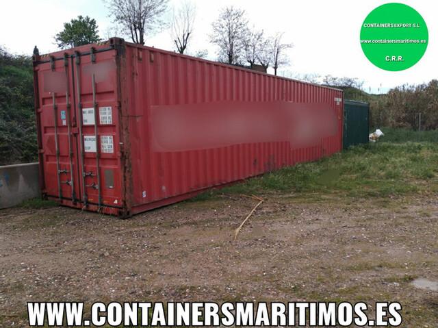 CONTENEDORES MARITIMOS 1350 EUROS - foto 2