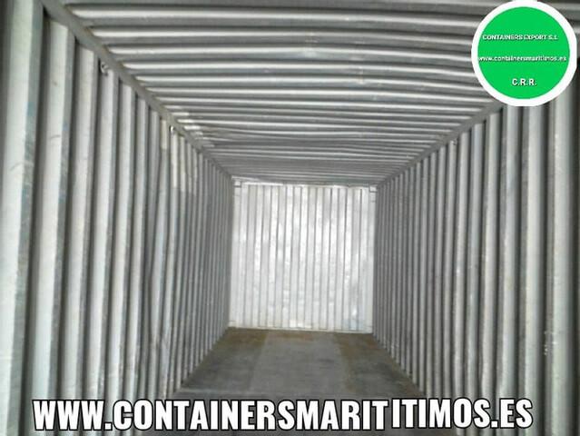 CONTENEDORES MARITIMOS 1350 EUROS - foto 5