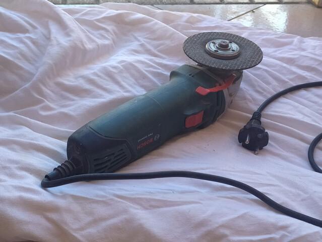 Amoladora Angular Con Cable