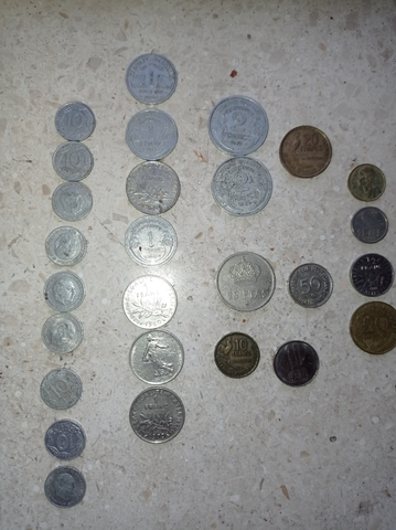 Colección De Monedas Clasicas