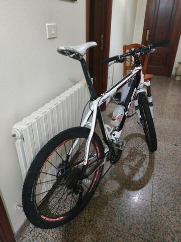 Bicicleta De Montaña Mmr Carbono