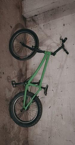 Bicicleta Monty De Trial