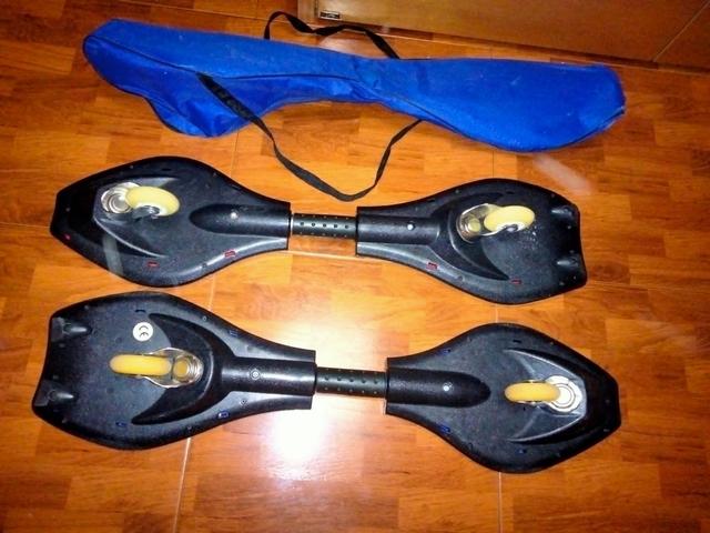 Vendo 2 Skateboard 2 Ruedas - Waveboard
