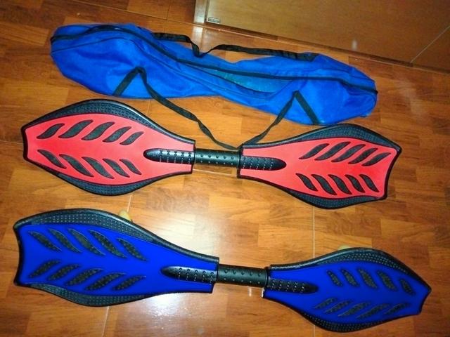 VENDO 2 SKATEBOARD 2 RUEDAS - WAVEBOARD - foto 2
