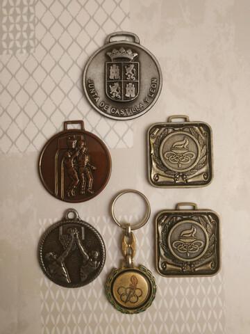 Medallas De Deporte