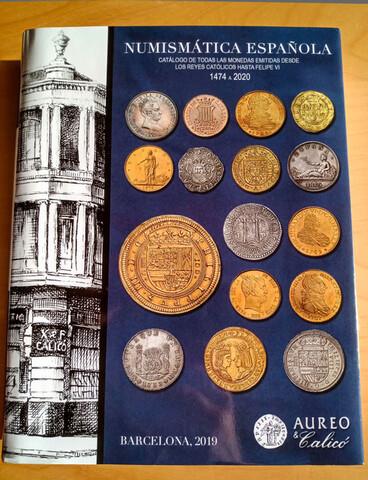Catálogo De Moneda Española 1474 A 2020