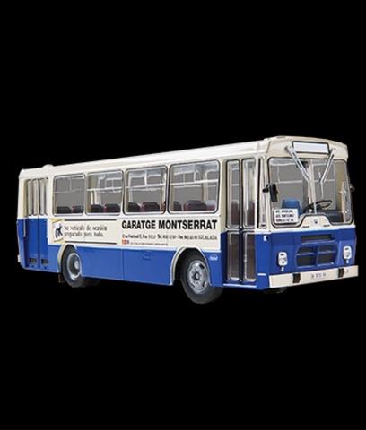 Autobus Pegaso 5062 (1976) Escala 1:43