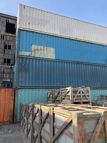CONTENEDOR 40 PIES ALICANTE 12 METROS - foto 2
