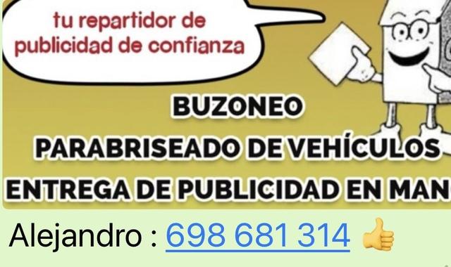 REPARTO DE FLYERS,  REVISTAS,  PERIÓDICOS - foto 8