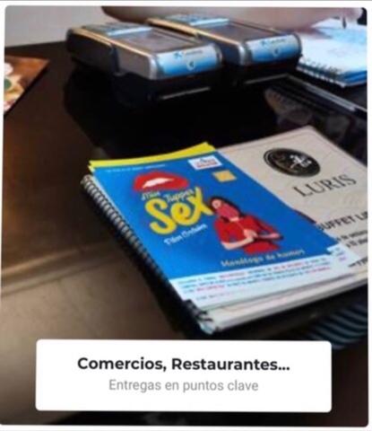 REPARTIDOR DE PUBLICIDAD BARCELONA - foto 3