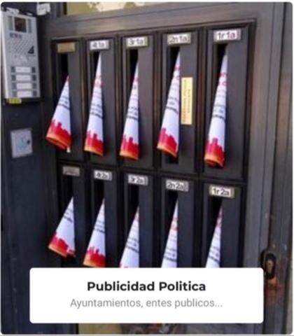 REPARTIDOR DE PUBLICIDAD BARCELONA - foto 5