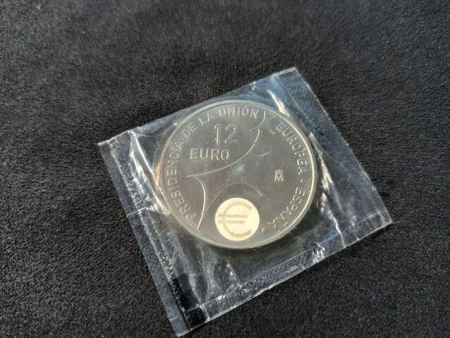 12 EUROS AÑO 2002 - PRESIDENCIA DE LA UE - foto 1