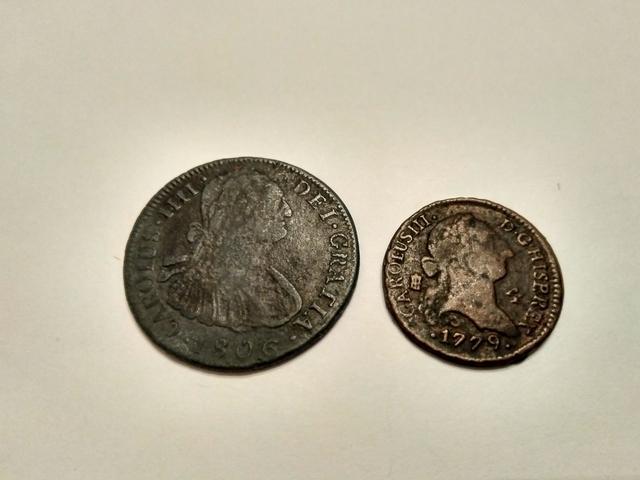Monedas Colección Ortiz