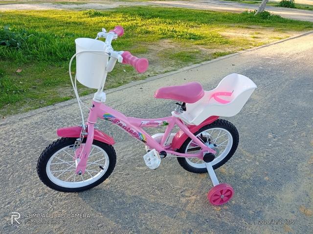 Bicicleta 14 Para Niñas