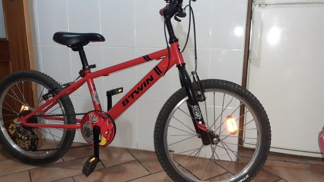 Bicicleta Mtb Talla Para Niño 6 A 9 Años