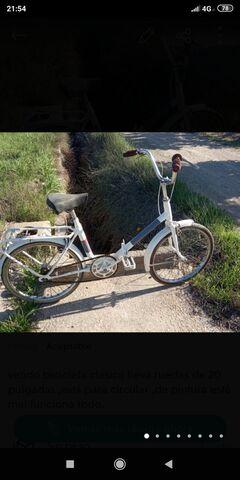 Bicicleta Clásica .