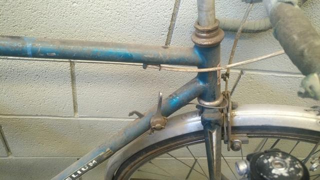 Bicicleta Para Restaurar Helium.