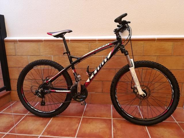 Bicicleta De Montaña De 26 Pulgadas