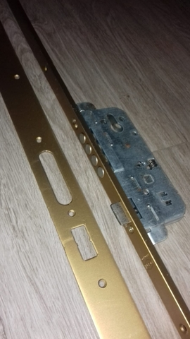 Cerradura De Seguridad De 3 Puntos