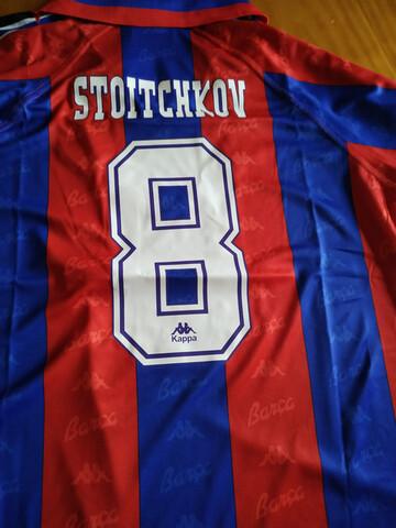 Camiseta Fc Barcelona Stoichkov