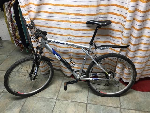 Bicicleta Gt Aluminio