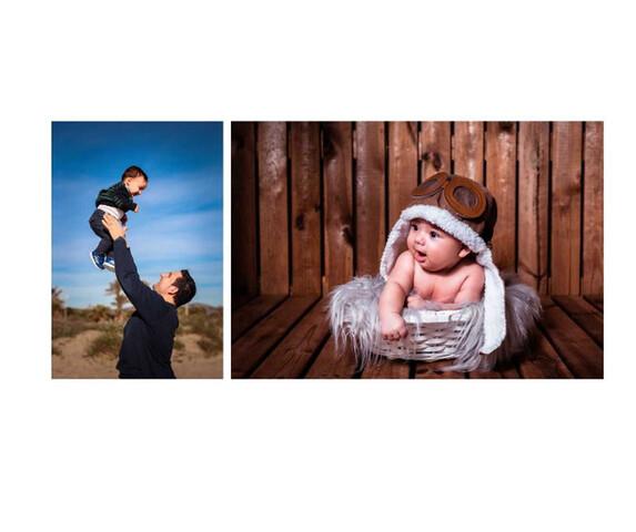 SESIONES FOTOGRÁFICAS FAMILIARES - foto 3