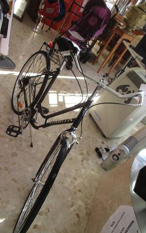 Bicicleta Paseo Orbita