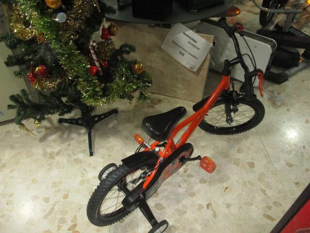 Bicicleta  De 16 Pulgadas Btwin Robot500
