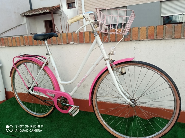 Bicicleta Paseo Vintage Orbea