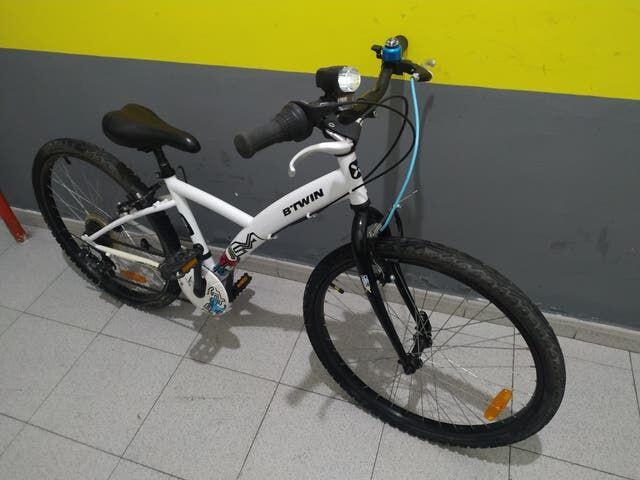 Bici 24 Pulgadas Btwin Decathlon
