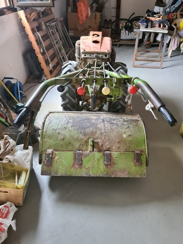 MULA DE 21CV MOTOCULTOR - foto 2