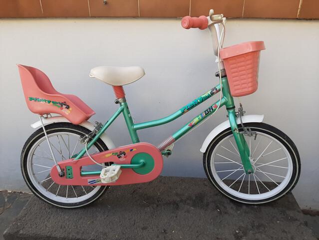 Bicicleta De Niña 16 Pulgadas