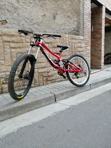 Specialized Demo 8 2011 Dh