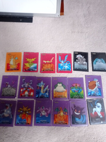 Cartas Pokemon Lamindcards