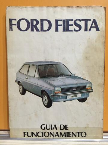 Manual Ford Fiesta Mk1