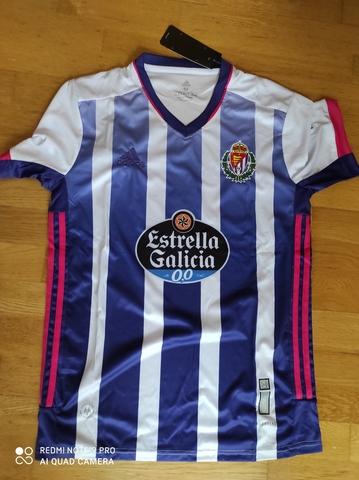 Camiseta De Fútbol Real Valladolid