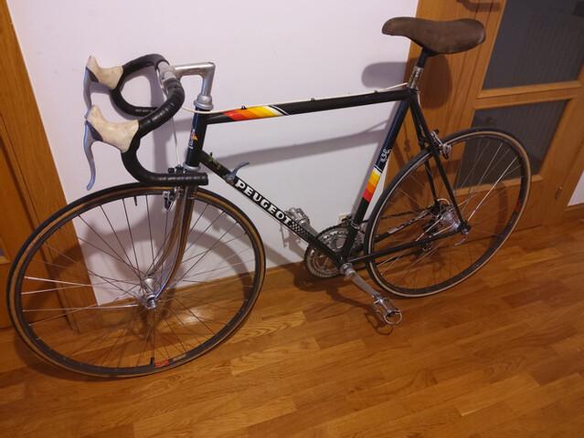Bicicleta Peugeot Clásica  De Carretera