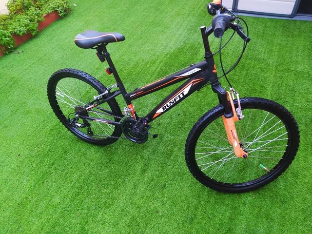 """Bicicleta Montaña Juvenil 24\\\"""""""