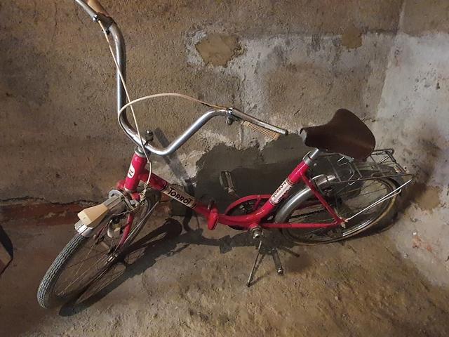 Bicicleta Torrot.  Clásica Plegable!