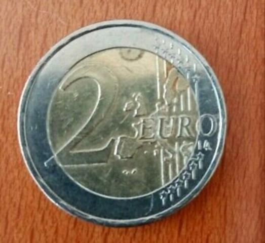Moneda De Colección Grecia 2002