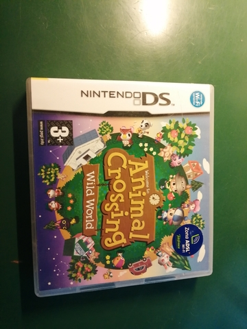 ANIMAL CROSSING WILD WORD - foto 1