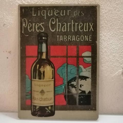 Chartreuse De Tarragona Compro