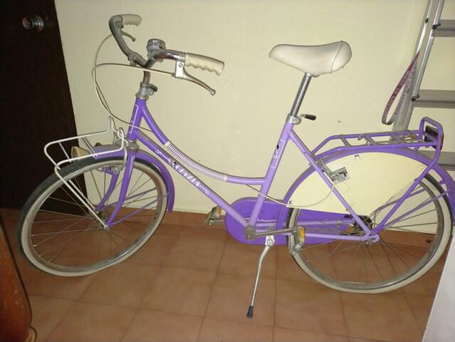 Bicicleta De Mujer Antigua