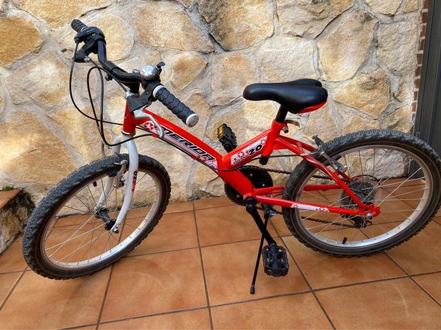 Vendo Bici Montaña Merida Para Niño De 2