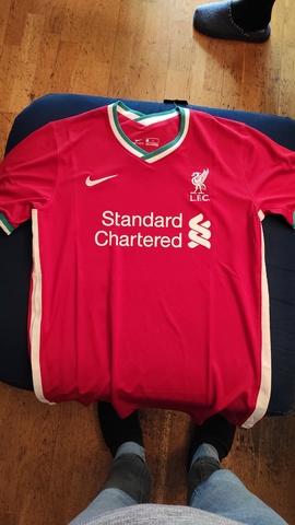 Camiseta Liverpool Fc 2019-2020