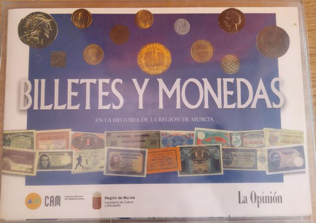 Estuche Coleccion Billetes Y Monedas